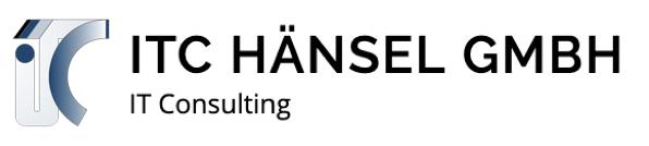 ITC Hänsel GmbH - IT Consulting (Schriftzug)